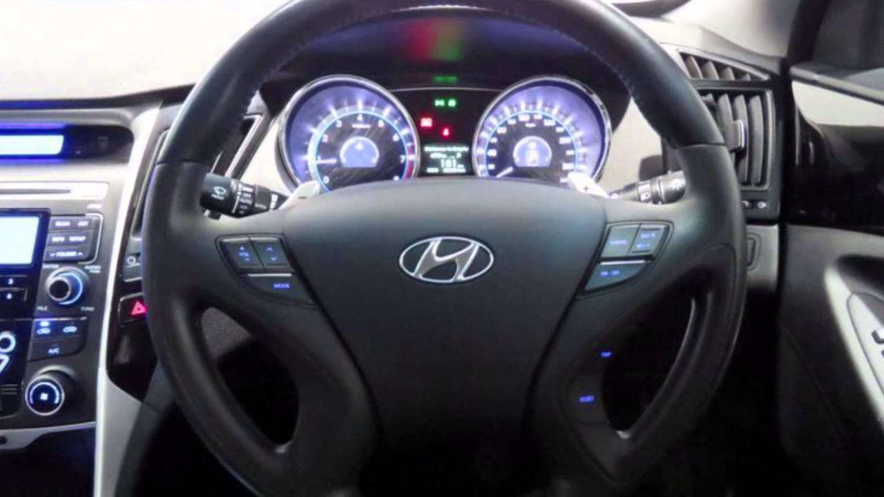 2011 hyundai i45 yf my11 elite wgute 6 speed automatic sedan