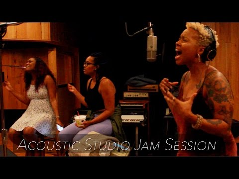 """Chrisette Michele's Acoustic Jam Session Pt. 2 