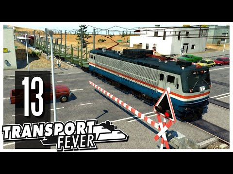 Transport Fever - Ep.13 : Goods Production!