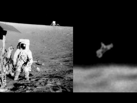 ufo-in-apollo-12-lunar-mission-watching-astronauts-on-moon-walk,-nasa-source,-ufo-sighting-news.