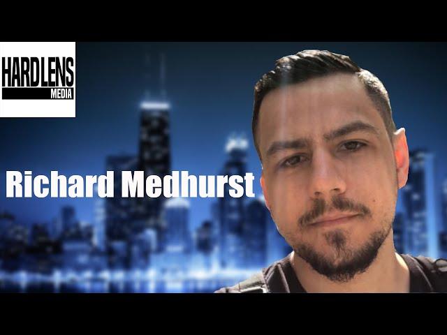 Richard Medhurst - The Lie That is America | Hard Lens Interviews