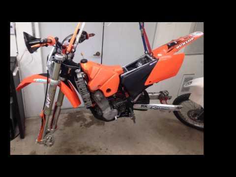 KTM 450 2004 REBUILT