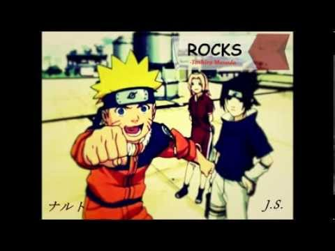 Naruto Opening 1  Rocks Full Version