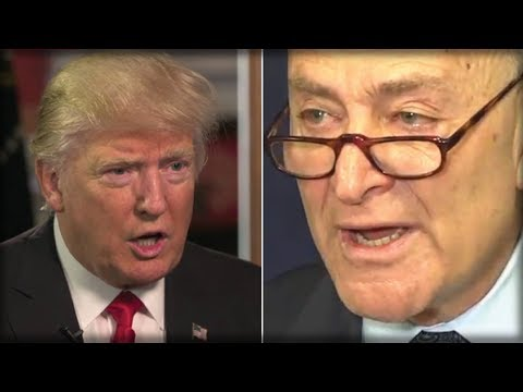 BREAKING: TRUMP JUST KNOCKED CHUCK SCHUMER OFF HIGH HORSE WITH BRILLIANT MOVE ON TAX CUTS