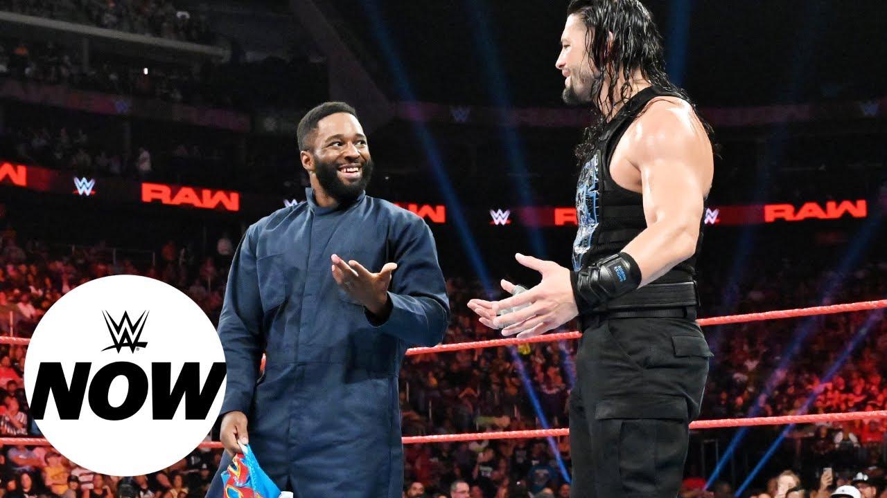 Legend of Gary Garbutt, a.k.a. Cedric Alexander, grows: WWE Now