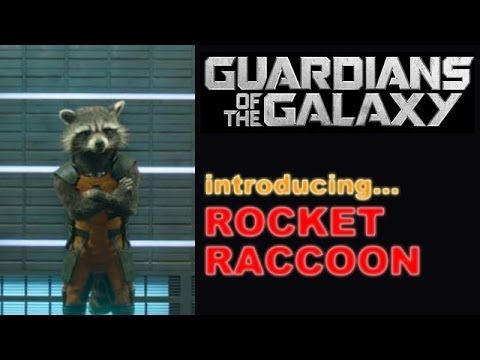Download Guardians of the Galaxy 2014 : Bradley Cooper is Rocket Raccoon - Beyond The Trailer