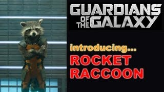 Guardians of the Galaxy 2014 : Bradley Cooper is Rocket Raccoon - Beyond The Trailer
