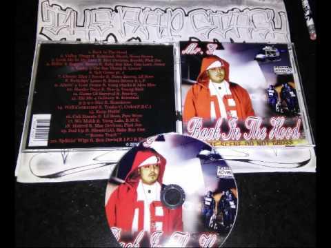 Switchin Lanes By Mr. G Ft Busta Brown & L.P. - Norteno Rap