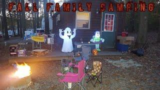 Fall Family Camping in Pennsylvania (Part 3)