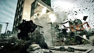 Battlefield 3 - SweetFX установка + сравнение