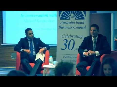 Australia India Business Council NSW - Annual Australia India Address 2016 - Part 1