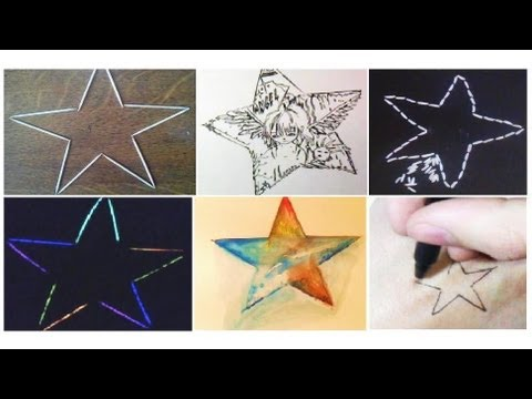 100 Stars : Time Lapse ..(Crazy Happy New Year!)