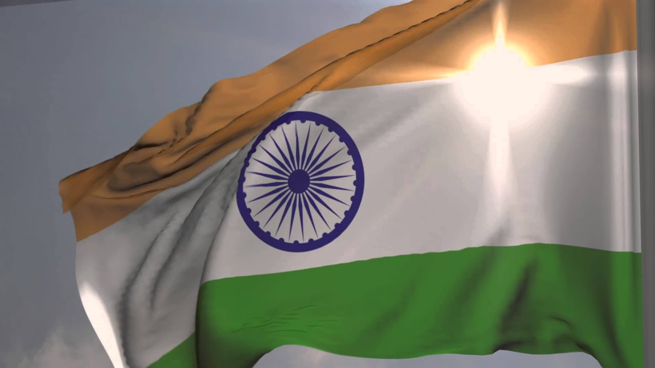 Indian Flag Animation Wallpaper Indian Flag Animation Youtube