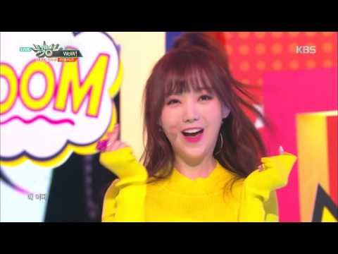 뮤직뱅크 Music Bank - 러블리즈 - WoW! (Lovelyz - WoW!).20170303