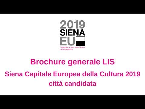 Brochure Generale Siena 2019 - audio + LIS