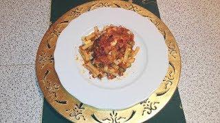 Tutorial Pasta al forno alla messinese (Ricetta originale)