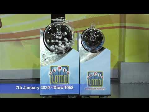 Super Lotto Draw 1063 01072020