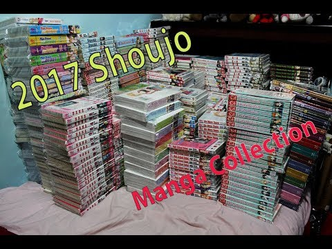 2017 Shoujo Manga Collection