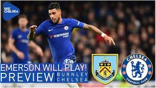 Download Video BURNLEY vs CHELSEA || CONTE: EMERSON WILL PLAY! || ALONSO CHARGED BY FA & IN PFA TOTY! MP3 3GP MP4
