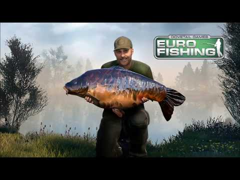 Euro Fishing on the Xbox one