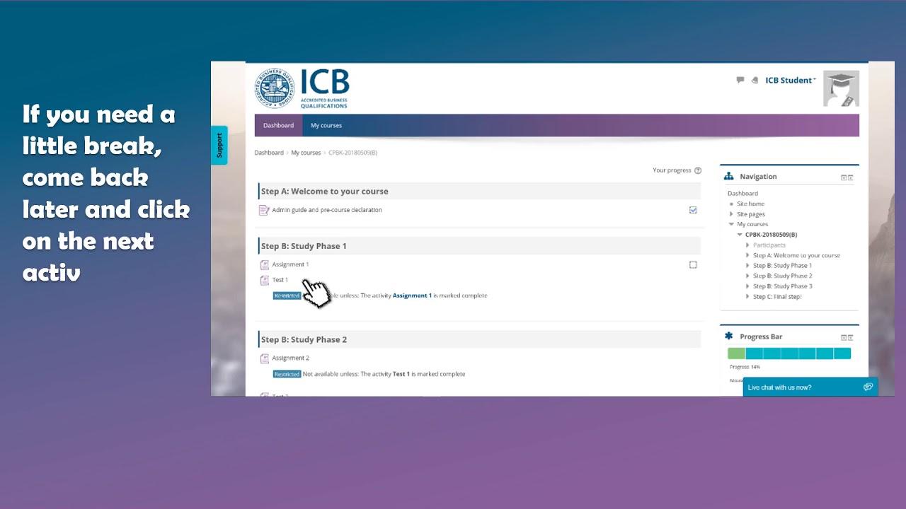 Digital Portfolios | Institute of Certified Bookkeepers (ICB)
