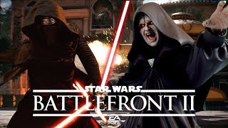 STAR WARS BATTLEFRONT 2 - GAMEPLAY MULTIJUGADOR (Video Disponible en PC)