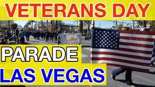 Veterans Day Parade Las Vegas