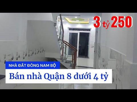 Chính chủ Bán nhà hẻm 283 Bông Sao phường 5 Quận 8 dưới 4 tỷ, cách Mặt tiền 100m