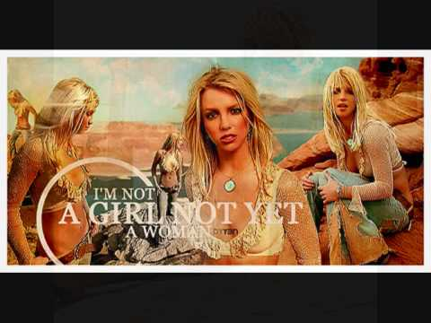 Britney Spears I'm not a girl not yet a woman (Metro Remix-Radio Edit)