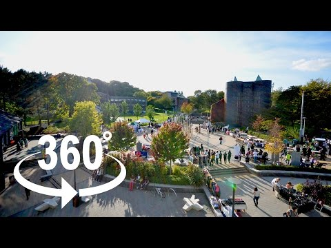Keele Open Day 360