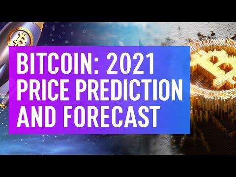 Bitcoin 2021 Price Prediction \u0026 Forecast