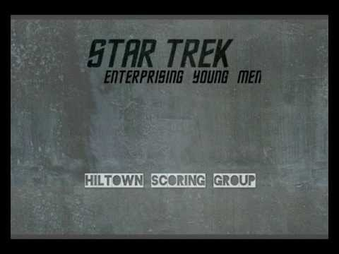 Star Trek - Enterprising young Men for Concert Band
