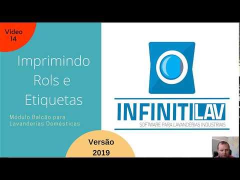 IMPRIMINDO ROLS E ETIQUETAS - Vídeo 14