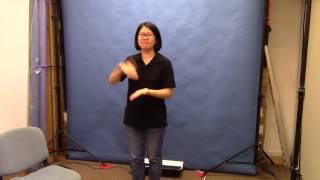 Hong Kong: Centre for Sign Linguistics and Deaf Studies