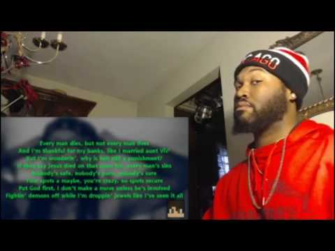 Montana of 300 - Fighting Demons Dropping Jewels [Lyrics] - REACTION