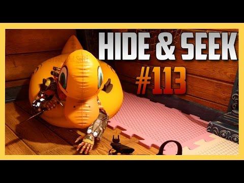 Hide and Seek #113 on Splash - Quack.