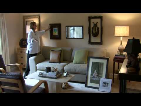 Home decorating ideas how to choose picture frames to - How to decorate my home ...