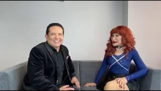 ¡Espera la gran entrevista que tuve con mi queridísima Lyn May!