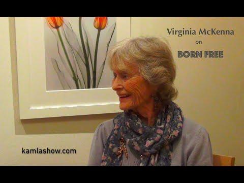 Virginia McKenna on Born Free