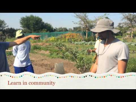 Education for transtion program - Sustainability Institute - South Africa A