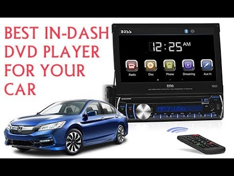 Best In Dash Car DVD Player Review With Bluetooth And Touch Screen
