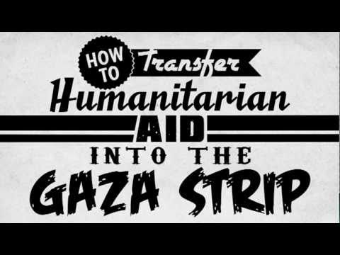 "How to ""help"" Gaza, the REAL solution!!"