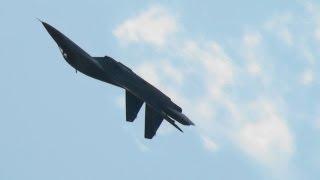 Su-34 Russian Air Force 100th Anniversary Air Show 2012