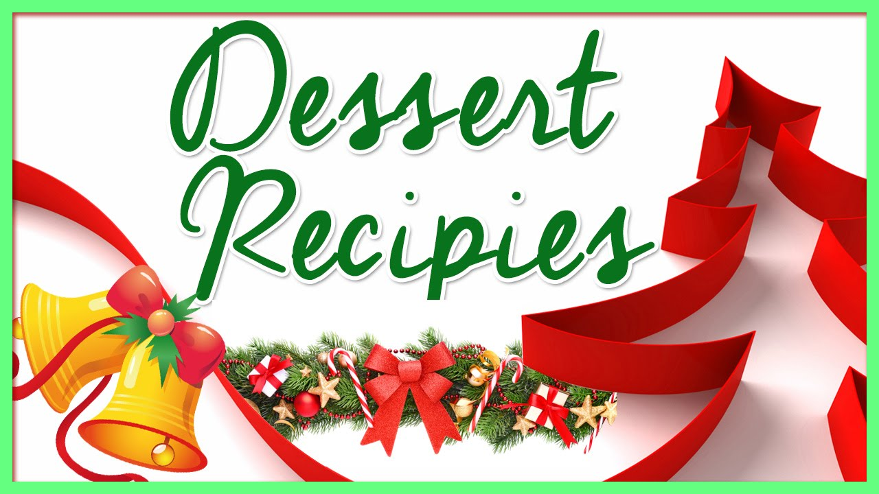 how to make desserts at home easy