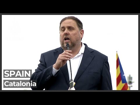 Catalan separatists freed from jail pledge to continue struggle