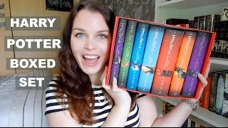 Harry Potter: The Complete Collection | Unboxing & First Impression