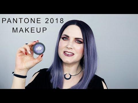 Pantone Color of 2018 Ultra Violet Purple   Nail Polish, Blush, Lips, Eyeshadow, More@phyrra