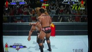 Smackdown vs raw 2007 gameplay 2