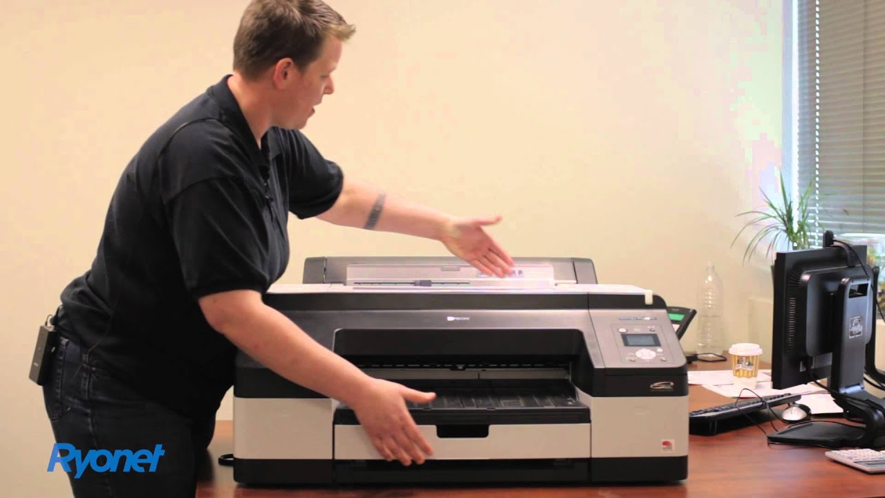 Overview Of Epson Pro 4900 For Printing Film Positives For