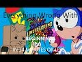 Everything Wrong With Sonic Underground: Beginnings in 34 Minutes or Less